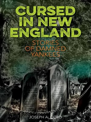 cover image of Cursed in New England
