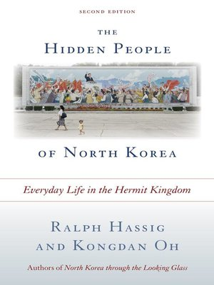 cover image of The Hidden People of North Korea
