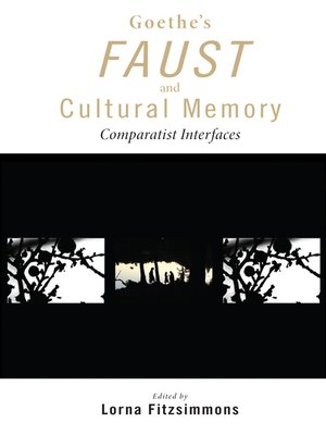 cover image of Goethe's Faust and Cultural Memory