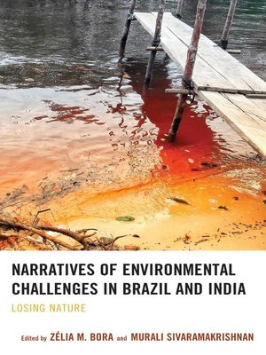 cover image of Narratives of Environmental Challenges in Brazil and India