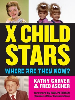 cover image of X Child Stars