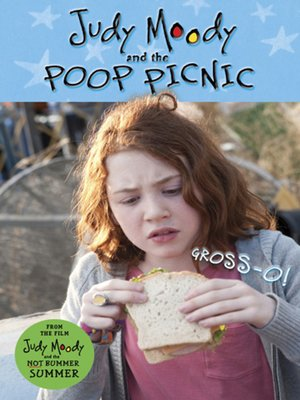 cover image of Judy Moody and the Poop Picnic