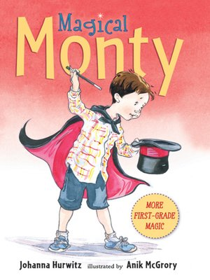 cover image of Magical Monty
