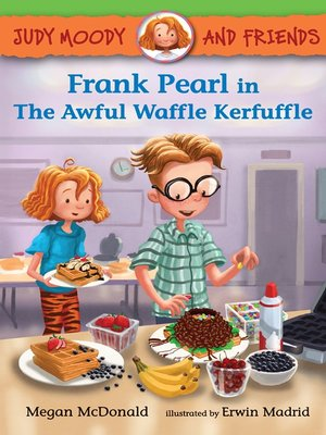 cover image of Frank Pearl in the Awful Waffle Kerfuffle