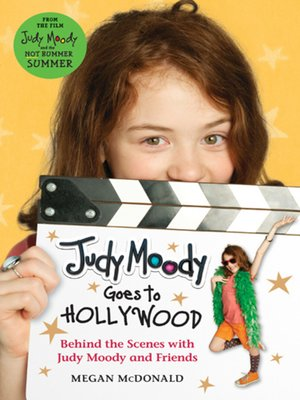 cover image of Judy Moody Goes to Hollywood