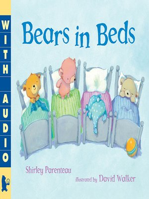 cover image of Bears in Beds