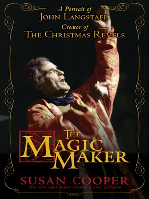 cover image of The Magic Maker