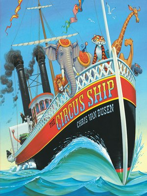 cover image of The Circus Ship