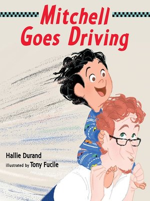 cover image of Mitchell Goes Driving