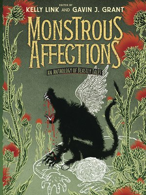 cover image of Monstrous Affections