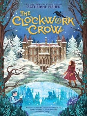 cover image of The Clockwork Crow