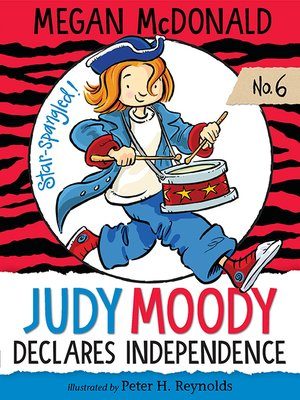 cover image of Judy Moody Declares Independence