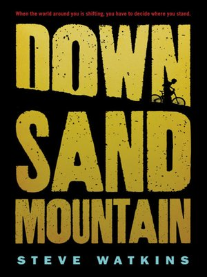 cover image of Down Sand Mountain