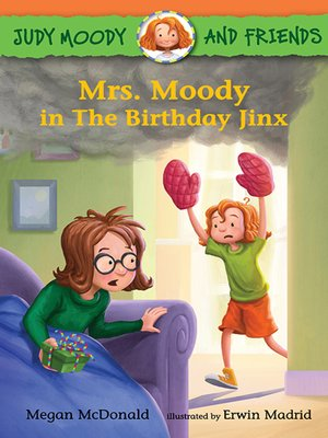 cover image of Mrs. Moody in the Birthday Jinx