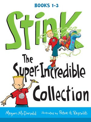 cover image of The Super-Incredible Collection
