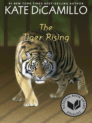 cover image of The Tiger Rising