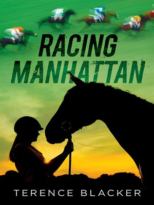 cover image of Racing Manhattan