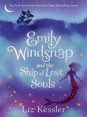 cover image of Emily Windsnap and the Ship of Lost Souls