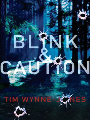 cover image of Blink & Caution
