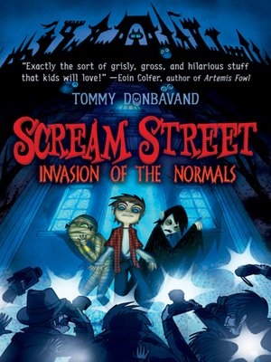 cover image of Invasion of the Normals