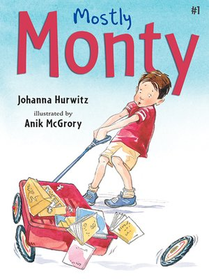 cover image of Mostly Monty