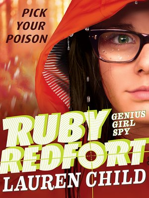cover image of Ruby Redfort Pick Your Poison