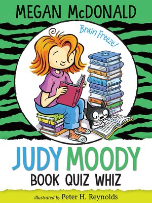 cover image of Judy Moody, Book Quiz Whiz