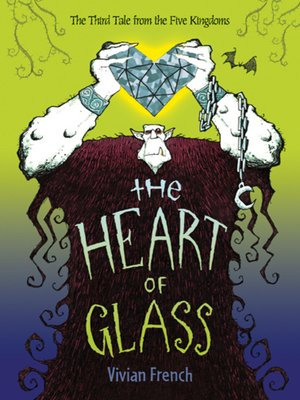 cover image of The Heart of Glass