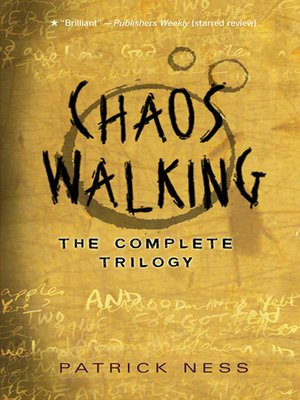 cover image of Chaos Walking: The Complete Trilogy