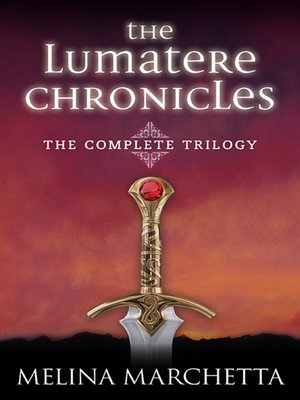 cover image of The Lumatere Chronicles
