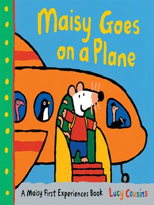 cover image of Maisy Goes on a Plane