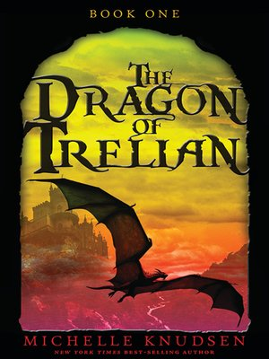 cover image of The Dragon of Trelian