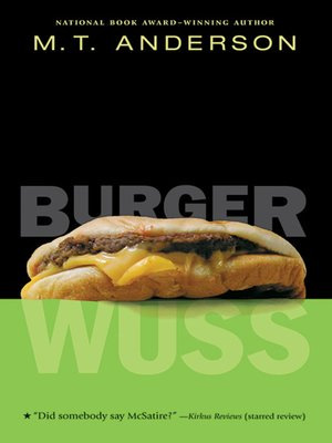 cover image of Burger Wuss