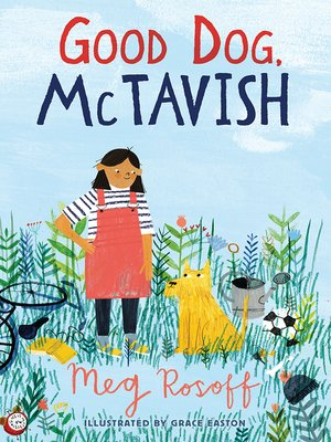 cover image of Good Dog, McTavish
