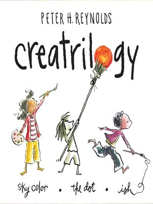 cover image of Creatrilogy Boxed Set