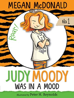 Judy Moody by Peter H. Reynolds