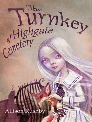 cover image of The Turnkey of Highgate Cemetery