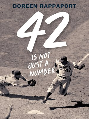 cover image of 42 Is Not Just a Number