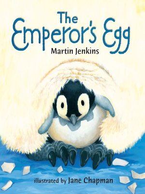 cover image of The Emperor's Egg