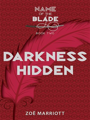 cover image of Darkness Hidden
