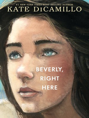 cover image of Beverly, Right Here