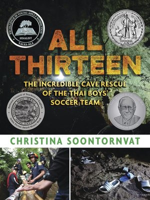 cover image of All Thirteen