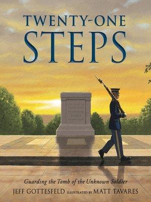 cover image of Twenty-One Steps