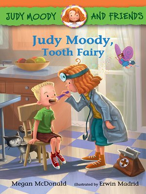 cover image of Judy Moody, Tooth Fairy