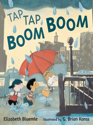 cover image of Tap Tap Boom Boom