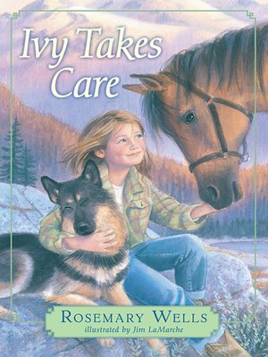 cover image of Ivy Takes Care