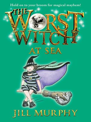 cover image of The Worst Witch at Sea