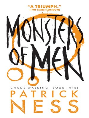 cover image of Monsters of Men