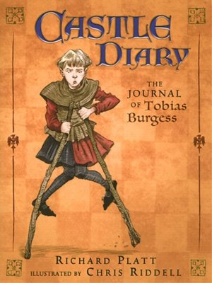 cover image of Castle Diary