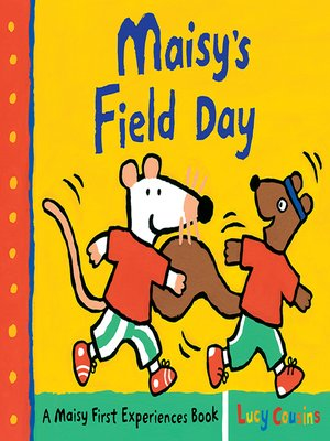 cover image of Maisy's Field Day